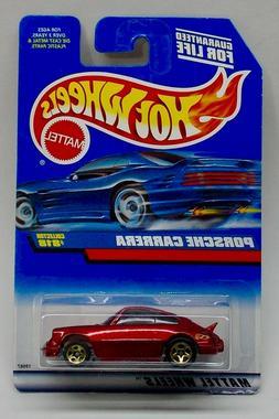 porsche carrera 818 diecast model moc 1998