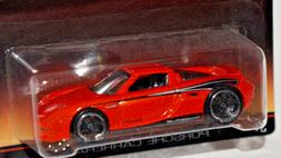 porsche carrera gt wal mart exclusive series DIECAST CAR 1/6