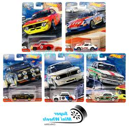 Hot Wheels Premium 2019 Car Culture N Case Door Slammers Set