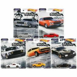 Hot Wheels Premium 2019 Fast and Furious 1/4 Mile Muscle Com