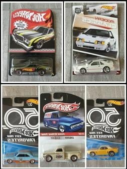 Hot Wheels Premium Car Culture RLC Rewards Delivery Annivers
