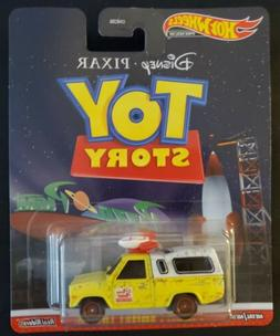 Hot Wheels Premium Toy Story Pizza Planet Truck. 1/64 scale