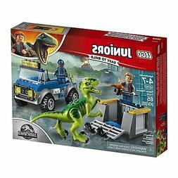 LEGO Juniors/4+ Jurassic World Raptor Rescue Truck 10757 Bui