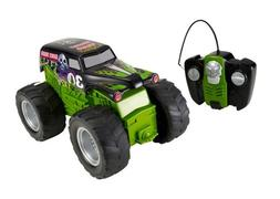 Hot Wheels RC Monster Jam Grave Digger Vehicle