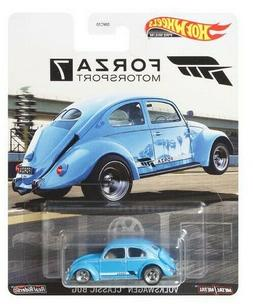 "Hot Wheels Real Rider 1/64 Forza Motorsport Volkswagen ""Clas"