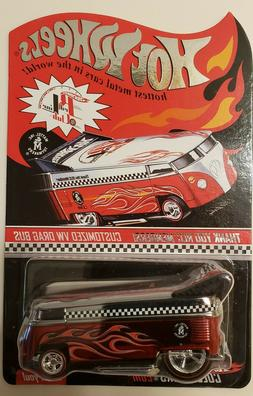 HOT WHEELS RED LINE CLUB CUSTOMIZED SPECTRAFLAME THANK YOU V