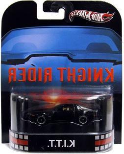 Hot Wheels Retro Entertainment Knight Rider K.I.T.T.
