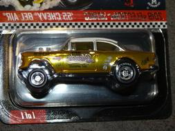 RLC HOT WHEELS 2019 SELECTION'S '55 CHEVY BEL AIR DIRTY BLON