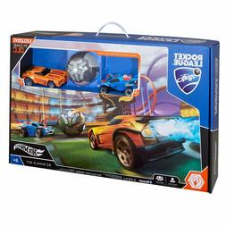 Hot Wheels Rocket League Rivals Stadium RC Playset NEW IN BO