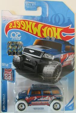 Rockster * Treasure Hunt * FACTORY SET * 2018 Hot Wheels * N