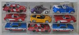 Kids-Safe NASCAR Maisto Diecast Hot Wheels Model Car Display