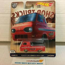 SALE!  '60's Ford Econoline * Hot Wheels Car Culture SHOP TR