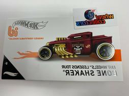 Bone Shaker Legends Tour 2020 * Hot Wheels ID Car * Hard Fin