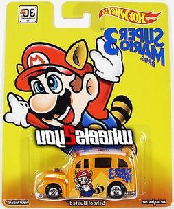 School Busted - Super Mario Bros 3 - 2015 Hot Wheels Pop Cul