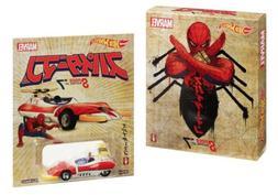SDCC 2019 Mattel Exclusive Hot Wheels Marvel Spider Machine