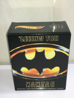 SDCC 2019 Mattel Hot Wheels Armored Batmobile Batman 1989 NE