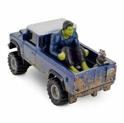 SDCC 2020 Mattel Hot Wheels Marvel Land Rover Defender Picku