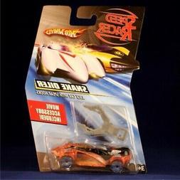 SNAKE OILER RACE CAR WITH SPEAR HOOKS Hot Wheels SPEED RACER