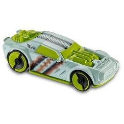 Hot Wheels Speed Chargers Car- White eNIGHTSHIFTER