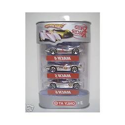 Hot Wheels Speed Racer 3-Car Pack - Mach 4/ Mach 5/ Mach 6 F