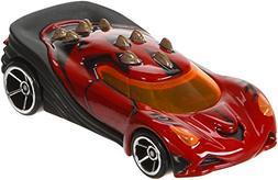 Hot Wheels Star Wars Character Car, Darth Maul
