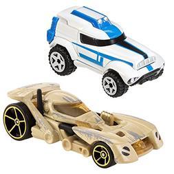 Hot Wheels Star Wars Character Car 2-Pack, 501st Clone Troop