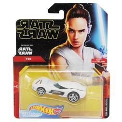 Hot Wheels Star Wars Character Cars Rey