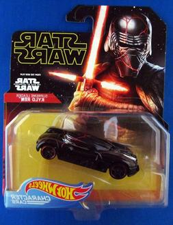 Hot Wheels Star Wars Character Cars Supreme Leader Kylo Ren