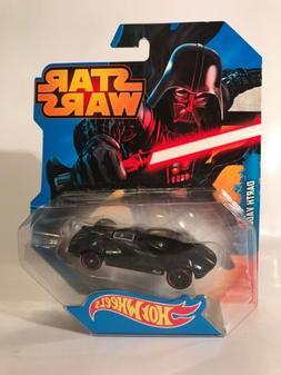 Hot Wheels Star Wars Darth Vader 1 Disney Hot Rod 2014 Sith