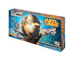 Hot Wheels Star Wars Death Star Battle Blast Track Set  *New