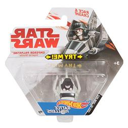 Hot Wheels Star Wars Emperor Palpatine Imperial Shuttle