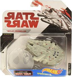 Hot Wheels Star Wars: The Last Jedi Millennium Falcon Die-Ca
