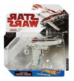 Hot Wheels Star Wars: The Last Jedi Resistance Bomber Die-Ca