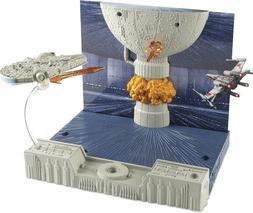 Hot Wheels Star Wars Millennium Death Star Attack