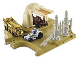 Hot Wheels Star Wars Mos Eisley Junction Play Set