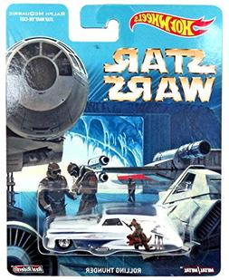 Hot Wheels Star Wars Pop Culture Ralph McQuarrie Rolling Thu