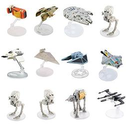 Star Wars  Spaceships Models Toys Action Figure Set & Stands