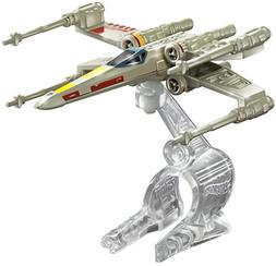 Hot Wheels Star Wars Starship X-Wing Fighter Red 5