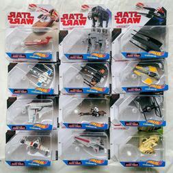 Star Wars The Last Jedi Hot Wheels Starship 2018 Wave 3 Luke