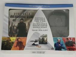 Steelbook Star Trek Into Darkness Blu-ray Hot Wheels Villain