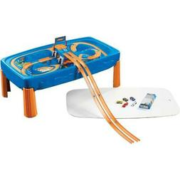Step2 Hot Wheels Car and Track Play Table