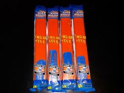 Hot Wheels Straight Track Builder System 4-Pack Over 12 Feet