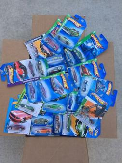 HOT WHEELS SUPER / REGULAR TREASURE HUNT GRAB BAG $7.85 PER