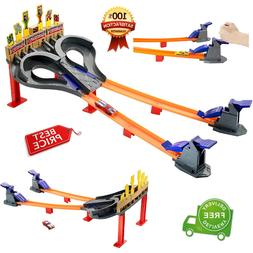 Hot Wheels Super Speed Race Blastway Track Set Creativity Ga