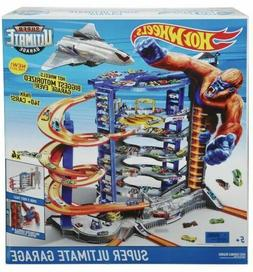 Hot Wheels Super Ultimate Garage Playset Cars Collectible Fu
