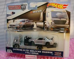 Hot Wheels Team Transport VW T1 Transporter Pickup