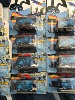 Hot Wheels The Beatles Yellow Submarine Kool Kombi VW Van 6/