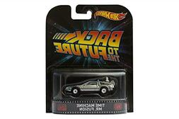 "Time Machine Mr. Fusion ""Back To The Future"" Hot Wheels 2015"