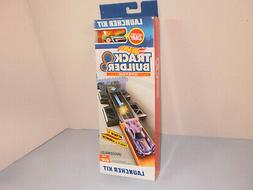 Hot Wheels Track Builder Launch Kit Playset