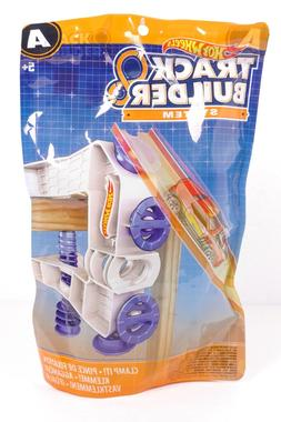 Hot Wheels Track Builder System Clamp It! Accessory Pack New